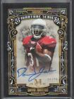 2015 Topps Museum Collection Football Cards - Review Added 50