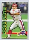 1999  DOUG FLUTIE - Kenner Starting Lineup Card - BUFFALO BILLS