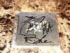 Alter Bridge Rare Signed CD AB III Mark Tremonti Myles Kennedy Slash Creed COA