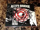 Alter Bridge Band Signed CD The Last Hero Mark Tremonti Myles Kennedy Creed COA