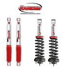 Rancho Quicklift Front Struts & Rear Shock Absorbers Kit For Mark LT 06-08 4WD