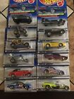 1999 HOT WHEELS TREASURE HUNT SERIES SET LOT OF 12