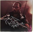 THE MAN WITH THE IRON FISTS: SOUNDTRACK - CD, HAND SIGNED / AUTOGRAPH BY RZA