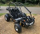 QUADZILLA PGO BUG RIDER OFF ROAD BUGGY 2007 ROAD LEGAL 200CC 200 MILES FROM NEW