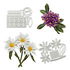 3D Daisy Rhododendron Cutting Dies Scrapbooking Embossing Paper Card Craft Hot