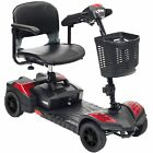 Spitfire Scout 4 Wheel Travel Mobility Scooter Portable SFSCOUT4 FREE SHIPPING