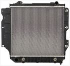 For Jeep TJ Wrangler 05 06 24L 40L Radiator with Quick Connect Fittings APDI