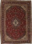 Nice Antique Vintage Traditional Kashaun Persian Rug Oriental Area Carpet 10X13
