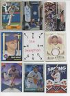 New York Mets LOT#2 - ROOKIES - AUTOS - PATCH - SERIAL #'d - JERSEYS - SEE LOT#1