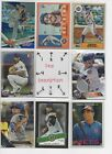 New York Mets LOT#1 - AUTOS - ROOKIES - SERIAL #'d - JERSEY - FREE COMB SHIPPING