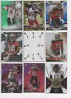 Tampa Bay Buccaneers LOT #1 BLOWOUT - Serial #'d Rookies - FREE COMB S/H  U-PICK