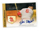 2012 Topps Golden Moments Autograph Card Stan Musial Cardinals Hall Of Famer