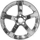 OEM Reconditioned 17X7 Alloy Wheel Chrome Plated 560 5274