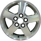 OEM Recon 16X65 Alloy Wheel Sparkle Silver Painted With Machined Face 560 7038