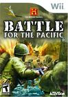 The History Channel Battle for the Pacific WII NEW! WWII, WARFARE, BATTLEFIELD