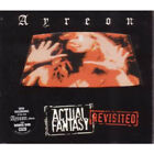 AYREON Actual Fantasy Revisited CD Germany Inside Out 2004 2 Disc Limited