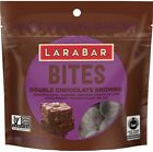 6-LARABAR BITES DOUBLE CHOCOLATE BROWNIE NEW IN PACKAGE 03/2019