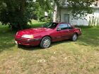 1988 Ford Thunderbird  turbo for $3500 dollars