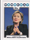 Hillary Clinton in 2016? Collectors Can Find Her Cards Now! 15