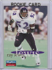 10 Great Football Rookie Cards, 10 Great NFL Defensive Players 22