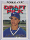 1995 Topps Traded and Rookies Baseball Cards 8