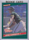 Jose Canseco Cards, Rookie Cards and Autographed Memorabilia Guide 16