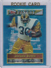 Jerome Bettis Cards, Rookie Cards and Autographed Memorabilia Guide 37