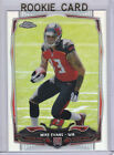 Mike Evans Visual Rookie Card Guide and Checklist 62