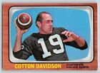 1966 Topps Football Cards 3