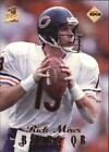 1998 Collector's Edge First Place ackers Football Card #152 Rick Mirer