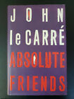 le Carr John Absolute Friends Very fine signed first edition
