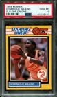 1989 STARTING LINEUP ONE ON ONE DOMINIQUE WILKINS HOF POP 3 PSA 10 K2621779-143