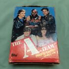 1983 Topps The A Team Full Box 36 Factory Sealed Wax Packs TV Show Mr T