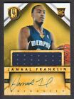 2013-14 Panini Gold Standard Rookie Jersey Autographs Guide 46