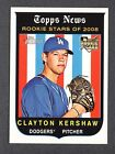 Clayton Kershaw Rookie Cards and Autograph Memorabilia Guide 40