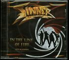 Sinner In The Line Of Fire Live In Europe CD new