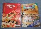 Weight Watchers Winning Points 2003 Dining Out Companion + Bonus 1998 Fast Food