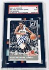 """Karl-Anthony Towns Signed 2015-16 Donruss """"The Rookies"""" Autograph (SGC 9 AUTO)"""