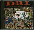 D.R.I. Live At CBGB's 1984 CD new