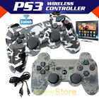 Women Men Wireless Bluetooth Controller for PS3 Plastation 3 + USB Cable 2 Color