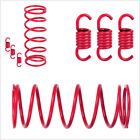 4 Pcs Red Performance 2K RPM Motorbike Torque+Clutch Springs For 4 Stroke Engine