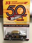 2018 Hot Wheels 32nd Convention 3 Finale Car 55 Chevy Bel Air Gasser