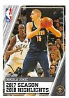 2018-19 Panini NBA Stickers Collection Basketball Cards 14