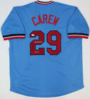 Rod Carew Cards, Rookie Cards and Autographed Memorabilia Guide 41