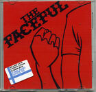 THE FACEFUL The Faceful (Red) - 7 track 2003 PROMO CDR - Japanese punk