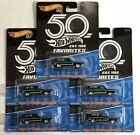 Lot of 5 Hot Wheels Custom 69 VW Squareback Green Service Real Riders New