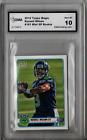 2012 Topps Magic Mini Russell Wilson Rookie #181 GMA 10 HS92