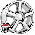 OE Replica 131C 20 inch Chevy Tahoe LTZ Wheels Chrome Rims 6 lug fit Chevy