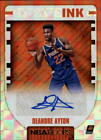 2018-19 Panini Hoops Basketball Autograph Singles w Rookies (Pick Your Cards)