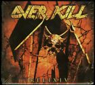 Overkill RelixIV Limited Numbered Gold CD CD new